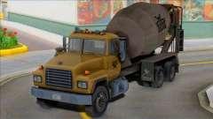 1992 Mack RD690 Cement Mixer Truck IVF