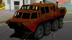 Die GAZ-59037 - AAA