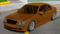 Mercedes-Benz S-class W220 4matic pour GTA San Andreas