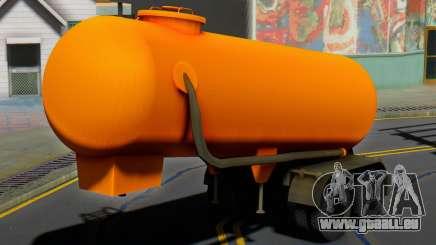 Trailer Zement-LKW-TC-12 für GTA San Andreas