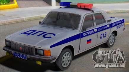 Gaz Wolga 3102 DPS für GTA San Andreas