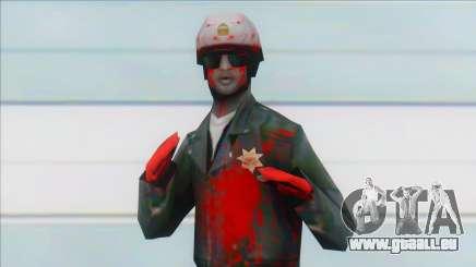 Zombie lapdm1 pour GTA San Andreas