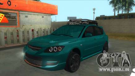 Mazda 3 MPS Stance für GTA San Andreas