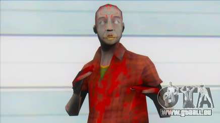 Zombie omost pour GTA San Andreas