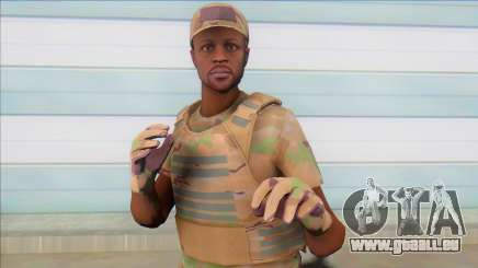 GTA Online Skin (army) pour GTA San Andreas