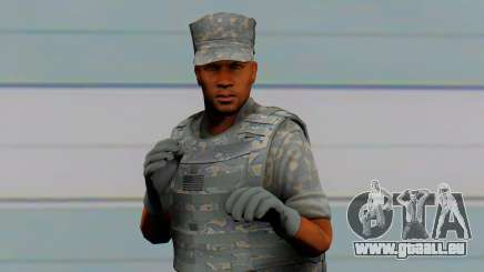 Nuevos Policias from GTA 5 (army) pour GTA San Andreas