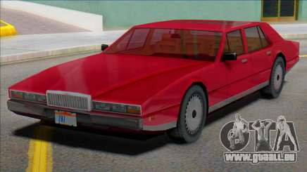 Aston-Martin Lagonda 1987 (IVF) für GTA San Andreas