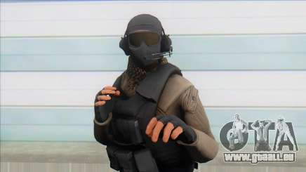 GTA Online Special Forces  v1 pour GTA San Andreas