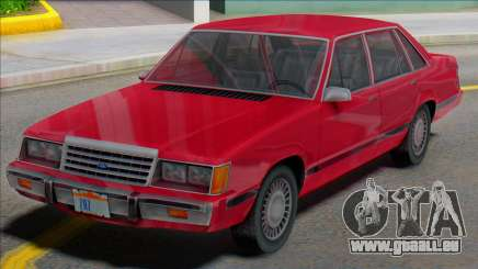Ford LTD LX 1985 pour GTA San Andreas
