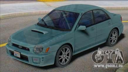 Subaru Impreza WRX STI Sedan Edition pour GTA San Andreas