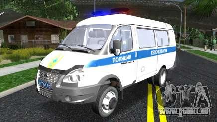 Gazelle Business Police of Kazakhstan für GTA San Andreas
