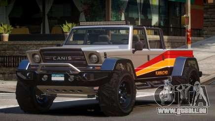 Canis Kamacho L4 pour GTA 4