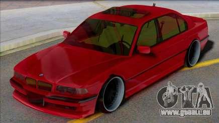 BMW E38 7 series für GTA San Andreas