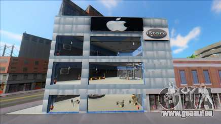 Apple Store pour GTA San Andreas