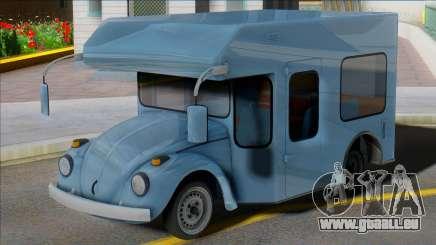 Volkswagen Beetle Autodom pour GTA San Andreas