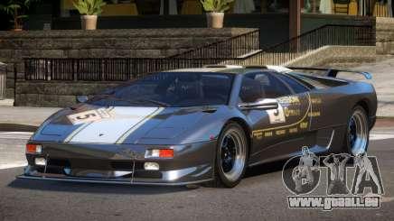 Lamborghini Diablo Super Veloce L3 für GTA 4