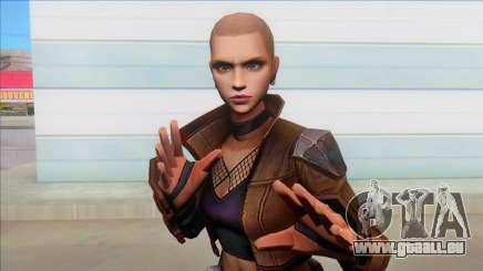 Negasonic Teenage Warhead pour GTA San Andreas