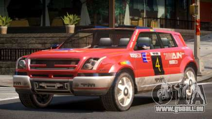 Bay Car from Trackmania United PJ4 pour GTA 4
