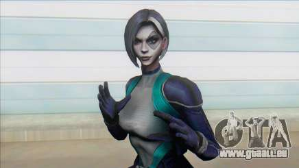 Marvel FF - Domino (Marvel Now) pour GTA San Andreas