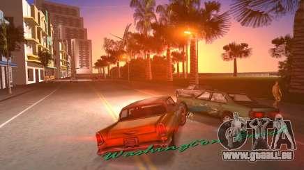 Heavy Car Mod für GTA Vice City