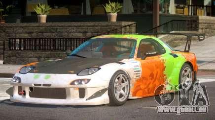 Mazda RX7 CPS PJ3 für GTA 4