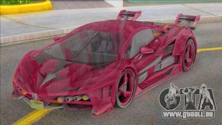 GTA V Pegassi Lampo X20 eXtreme pour GTA San Andreas