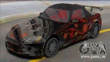 2001 Honda s2000 für GTA San Andreas