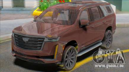 Cadillac Escalade 2020 für GTA San Andreas
