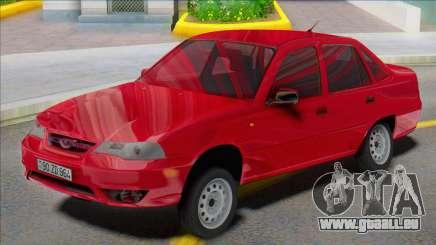 Daewoo Nexia AZ Plates 90-ZD-964 pour GTA San Andreas