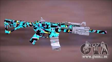 Call of Duty Infinite Warfare NV4 (zombies) pour GTA San Andreas