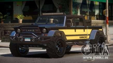 Canis Kamacho L6 pour GTA 4