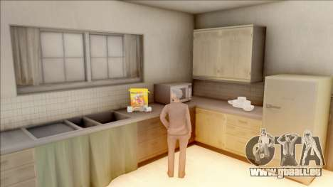 Mother of CJ at Home pour GTA San Andreas
