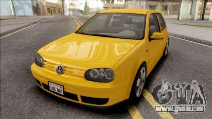 Volkswagen Golf GTI MK4 2001 pour GTA San Andreas