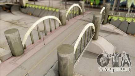 Mesh Smoothed Bridge für GTA San Andreas