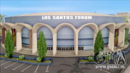 Mesh Smoothed Los Santos Forum pour GTA San Andreas