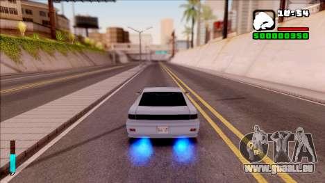 Manual Nitro für GTA San Andreas
