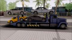 Attach Vehicles to Packer pour GTA San Andreas