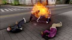 Explosion Punch pour GTA San Andreas