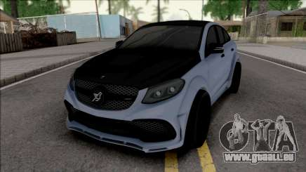 Mercedes-AMG GLE 63 Coupe Hamann pour GTA San Andreas