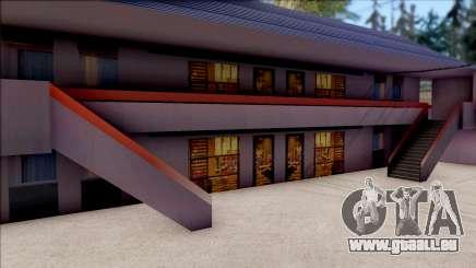 Hotel Ibis Angel Pine pour GTA San Andreas