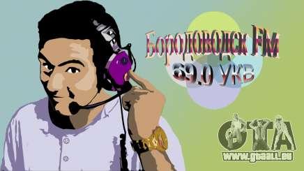 Beardwater FM pour GTA San Andreas
