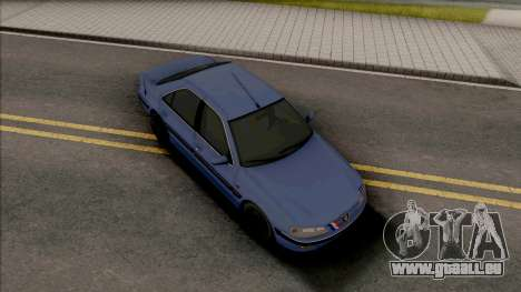 Peugeot Pars Shoti pour GTA San Andreas