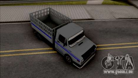 BMC Levend 1.0 pour GTA San Andreas