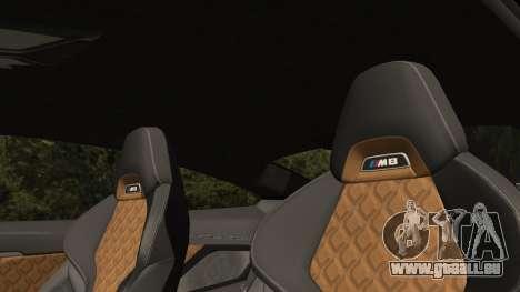 BMW M8 Competition F92 für GTA San Andreas