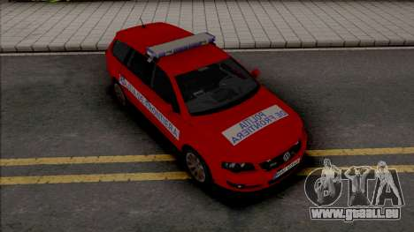 Volkswagen Passat Politia De Frontiera pour GTA San Andreas