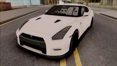 Nissan GTR R35 2015 (SA Lights)