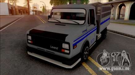 BMC Levend 1.0 für GTA San Andreas