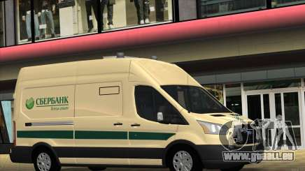 Ford Transit Collection pour GTA San Andreas