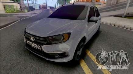 Lada Granta 2020 pour GTA San Andreas