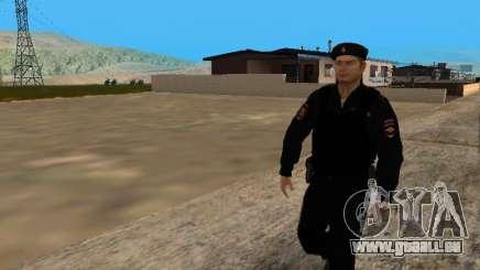 Employé de PPP de peau pour GTA San Andreas